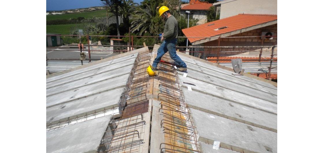 Bausystem solaio più sicurezza in cantiere