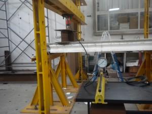 Bausystem solaio prove di carico
