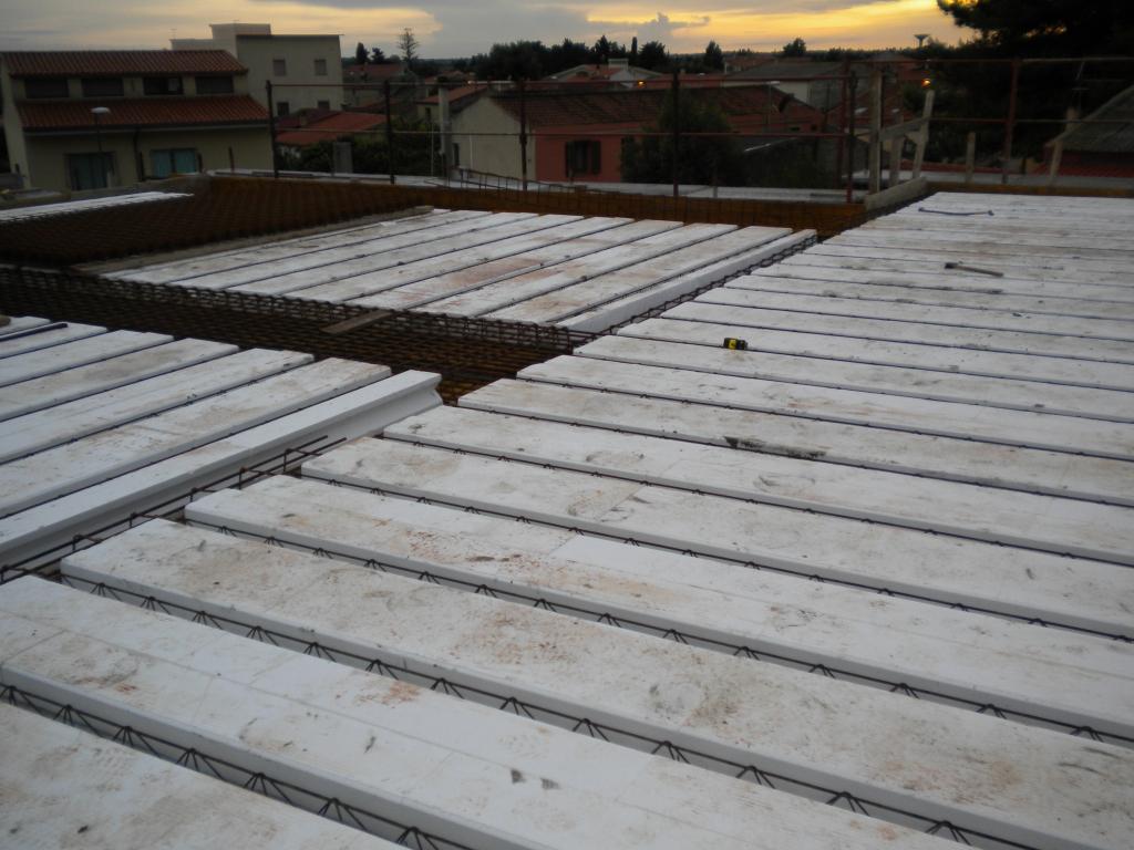 Lastre coibentate Bausystem travetto