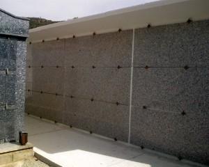 Loculi cimiteriali con apertura laterale